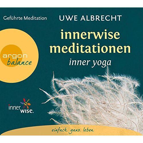 Uwe Albrecht - Innerwise Meditationen: inner yoga - Preis vom 15.04.2021 04:51:42 h