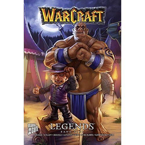 Knaak, Richard A. - WarCraft: Legends 4 - Preis vom 28.03.2020 05:56:53 h