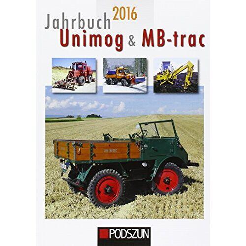 - Jahrbuch Unimog & MB-trac 2016 - Preis vom 17.01.2020 05:59:15 h