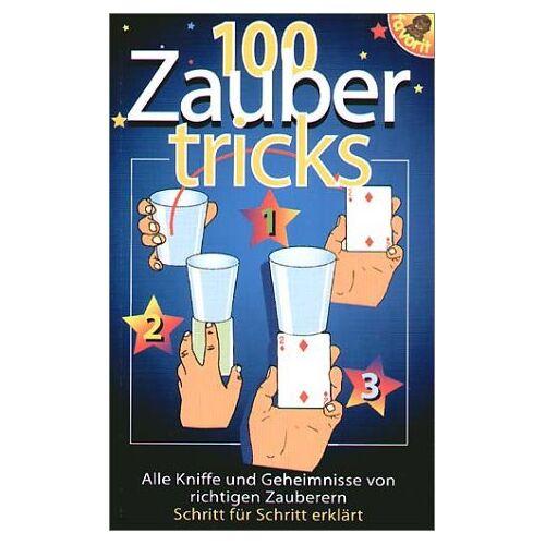 - 100 Zaubertricks. - Preis vom 25.02.2021 06:08:03 h