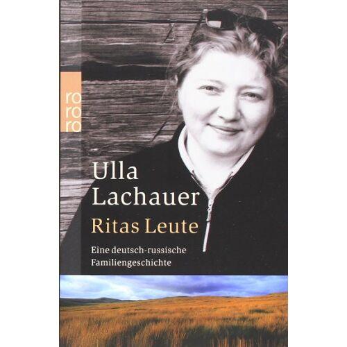 Ulla Lachauer - Ritas Leute - Preis vom 21.04.2021 04:48:01 h
