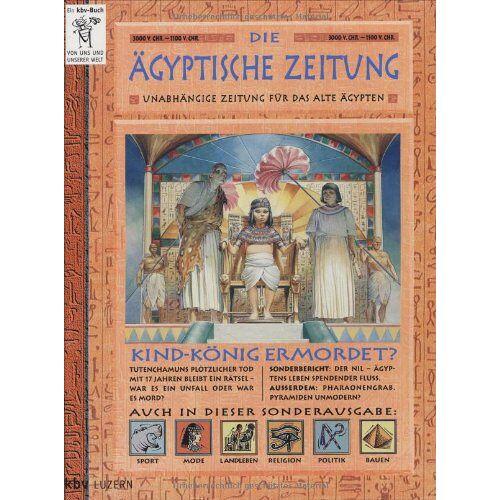 Scott Die Ägyptische Zeitung - Preis vom 12.05.2021 04:50:50 h