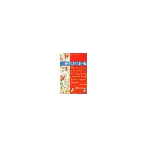 Diana Siebert - Geldanlagen - Preis vom 15.01.2021 06:07:28 h
