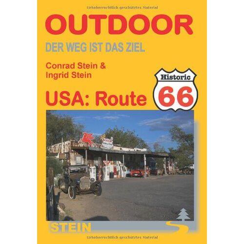 Conrad Stein - USA: Route 66: Der Weg ist das Ziel - Preis vom 06.09.2020 04:54:28 h