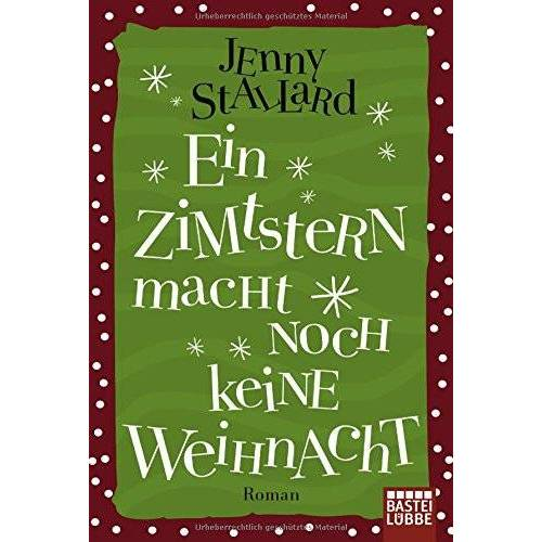 Jenny Stallard - Ein Zimtstern macht noch keine Weihnacht: Roman - Preis vom 30.05.2020 05:03:23 h