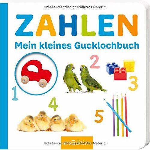 - Mein kleines Gucklochbuch: Zahlen - Preis vom 07.05.2021 04:52:30 h