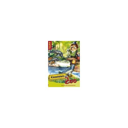 Gecko Keck - Kieselsteiner Zoo. Basteln mit Kieselsteinen - Preis vom 10.05.2021 04:48:42 h