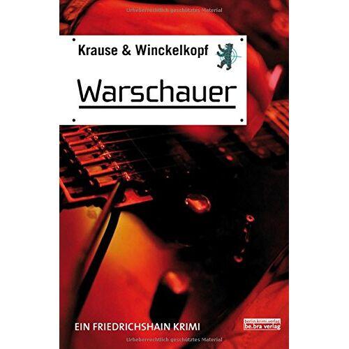 Krause & Winckelkopf - Warschauer - Preis vom 17.04.2021 04:51:59 h