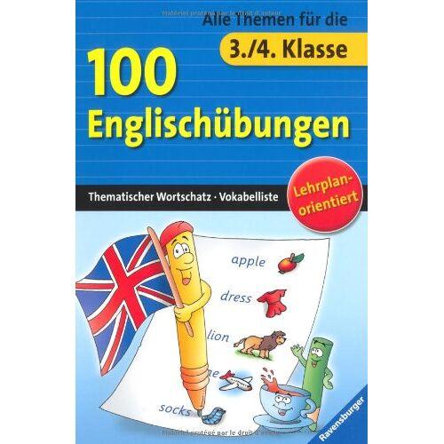 - 100 Englischübungen (3./4. Klasse) - Preis vom 21.10.2020 04:49:09 h