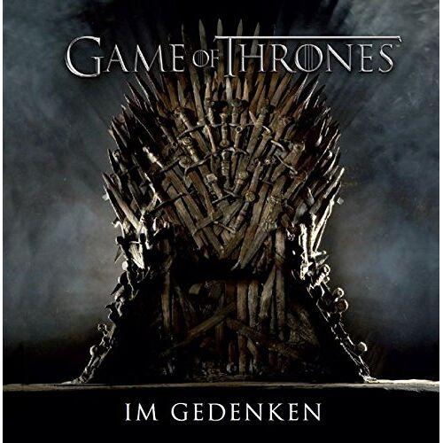 Martin, George R. R. - Game of Thrones: Im Gedenken - Preis vom 06.03.2021 05:55:44 h