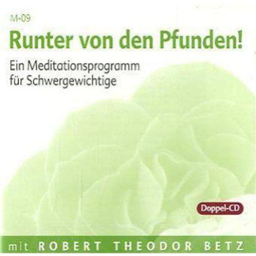 Robert Th Betz - Betz, R: Runter von den Pfunden/2 CDs - Preis vom 19.04.2021 04:48:35 h