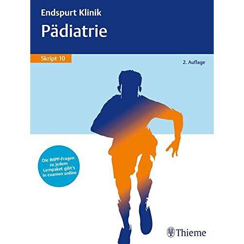 - Endspurt Klinik Skript 10: Pädiatrie - Preis vom 14.05.2021 04:51:20 h