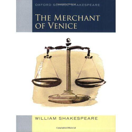 Shakespeare Merchant of Venice (Oxford School Shakespeare) - Preis vom 16.01.2021 06:04:45 h