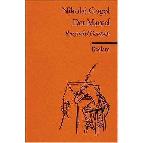 Gogol, Nikolai W - Der Mantel [Zweisprachig] - Preis vom 06.09.2020 04:54:28 h
