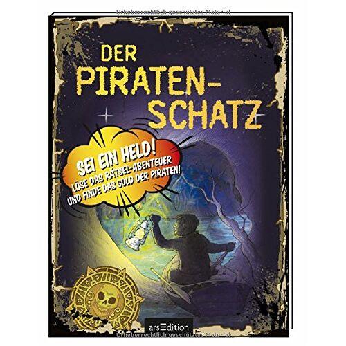 - Der Piratenschatz: Sei ein Held! Löse das Rätsel-Abenteuer und finde das Gold der Piraten! - Preis vom 04.09.2020 04:54:27 h
