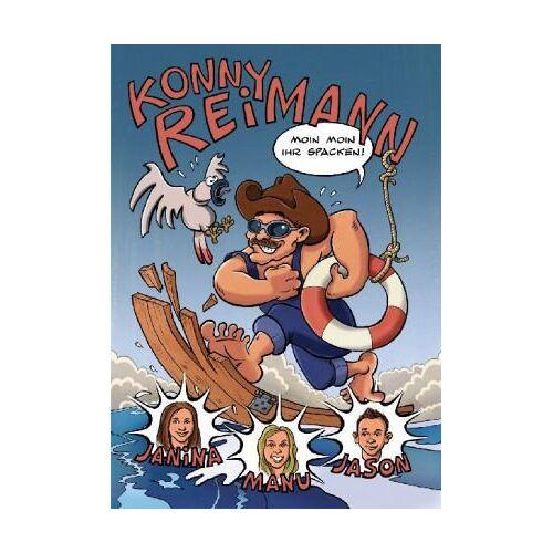 Konny Reimann - Konny Reimann: Moin, Moin ihr Spacken! - Preis vom 16.04.2021 04:54:32 h