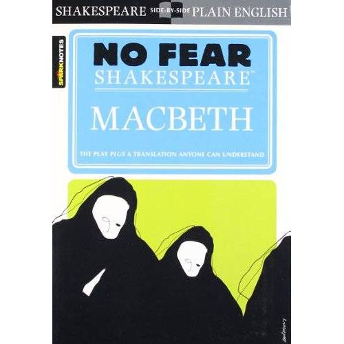 Shakespeare No Fear Shakespeare: Macbeth (Sparknotes No Fear Shakespeare) - Preis vom 15.04.2021 04:51:42 h