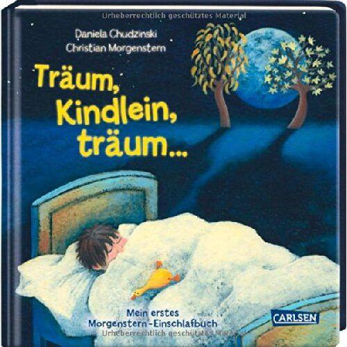 Christian Morgenstern - Träum, Kindlein, träum ...: Mein erstes Morgenstern-Einschlafbuch - Preis vom 20.10.2020 04:55:35 h