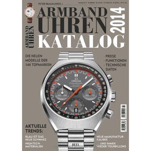 Braun Armbanduhren Katalog 2014 - Preis vom 05.05.2021 04:54:13 h