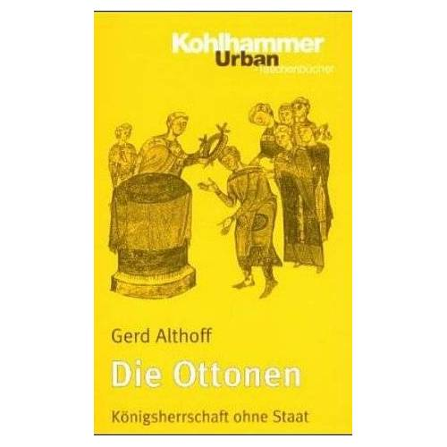 Gerd Althoff - Die Ottonen - Preis vom 20.10.2020 04:55:35 h