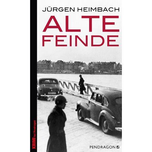 Jürgen Heimbach - Alte Feinde - Preis vom 16.04.2021 04:54:32 h