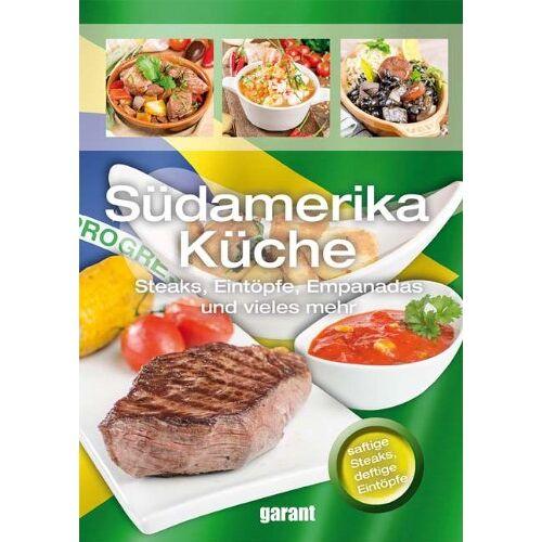 - Südamerika Küche - Preis vom 10.09.2020 04:46:56 h