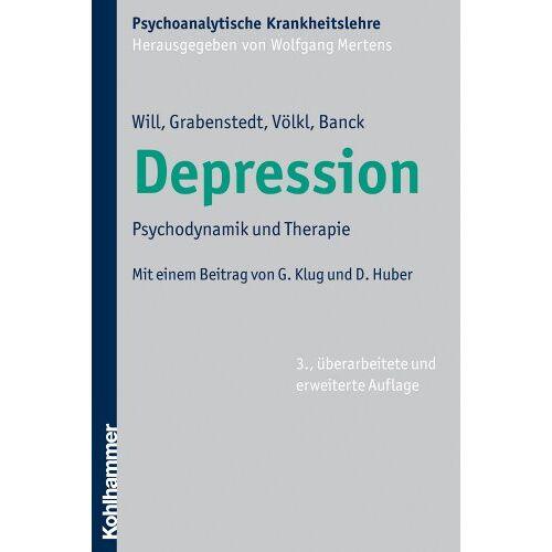 Yvonne Grabenstedt - Depression: Psychodynamik und Therapie (Nicht Angegeben) - Preis vom 28.10.2020 05:53:24 h