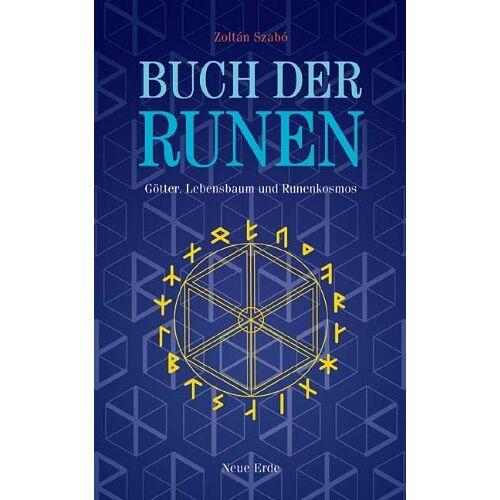 Zoltan Szabo - Buch der Runen: Götter, Lebensbaum und Runenkosmis - Preis vom 28.03.2020 05:56:53 h