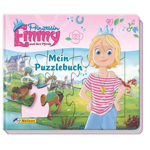 - Prinzessin Emmy: Mein Puzzlebuch - Preis vom 28.02.2021 06:03:40 h