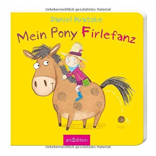 Daniel Kratzke - Mein Pony Firlefanz - Preis vom 21.10.2020 04:49:09 h