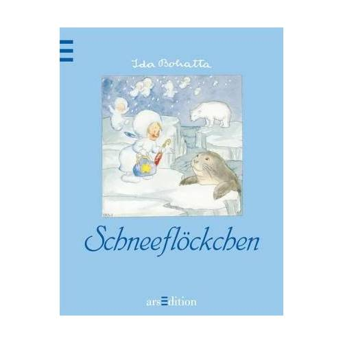 Ida Bohatta - Schneeflöckchen - Preis vom 07.03.2021 06:00:26 h