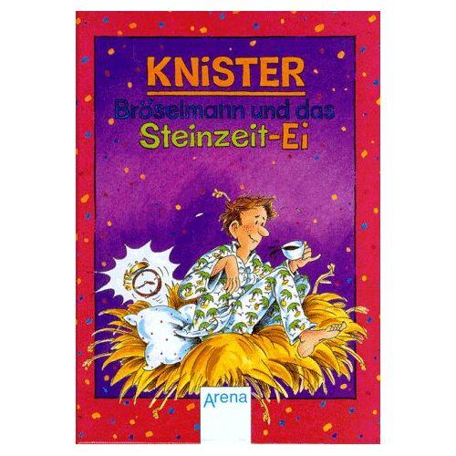 Knister - Bröselmann und das Steinzeit - Ei. ( Ab 8 J.) - Preis vom 21.10.2020 04:49:09 h