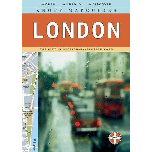 Knopf Guides - Knopf MapGuide: London (Knopf Mapguides) - Preis vom 30.05.2020 05:03:23 h