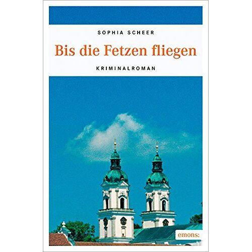 Sophia Scheer - Bis die Fetzen fliegen - Preis vom 21.10.2020 04:49:09 h