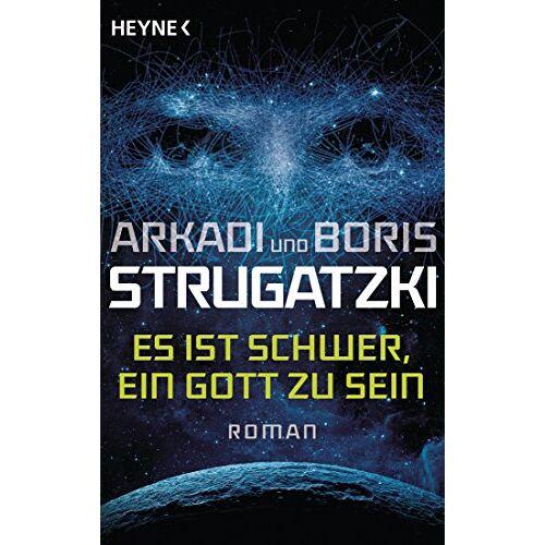 Arkadi Strugatzki - Es ist schwer, ein Gott zu sein: Roman - Preis vom 09.05.2021 04:52:39 h