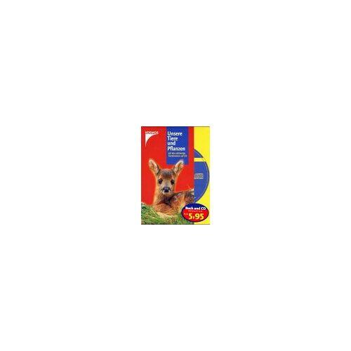 - Unsere Tiere und Pflanzen: mit den schönsten Tierstimmen auf CD - Preis vom 04.09.2020 04:54:27 h