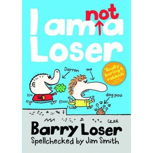 Jim Smith - Barry Loser: I Am Not a Loser - Preis vom 23.02.2021 06:05:19 h