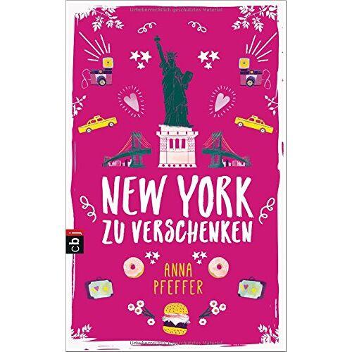 Anna Pfeffer - New York zu verschenken - Preis vom 18.04.2021 04:52:10 h