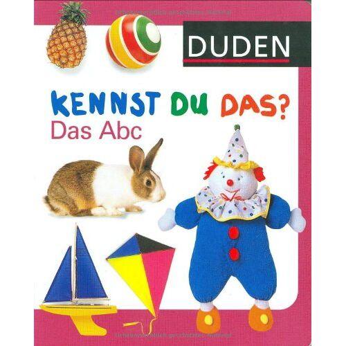 Duden Verlag - Duden Kennst Du Das? Das Abc - Preis vom 25.02.2021 06:08:03 h