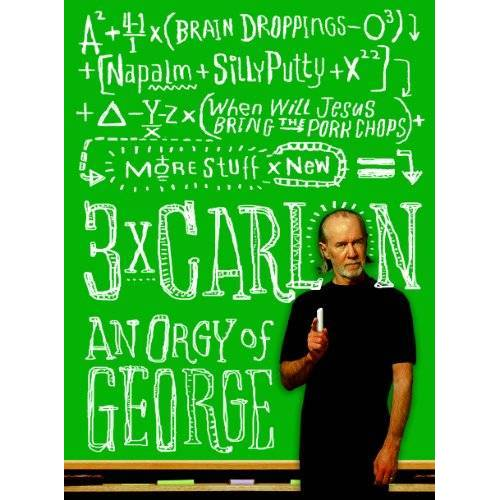 George Carlin - 3 x Carlin: An Orgy of George - Preis vom 03.05.2021 04:57:00 h