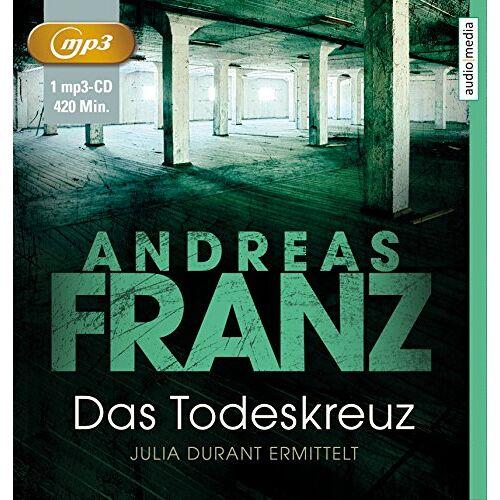 Andreas Franz - Das Todeskreuz: Julia Durants 10. Fall - Preis vom 05.09.2020 04:49:05 h