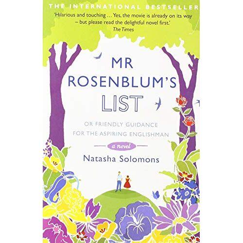 Natasha Solomons - Mr Rosenblum S List - Preis vom 15.04.2021 04:51:42 h