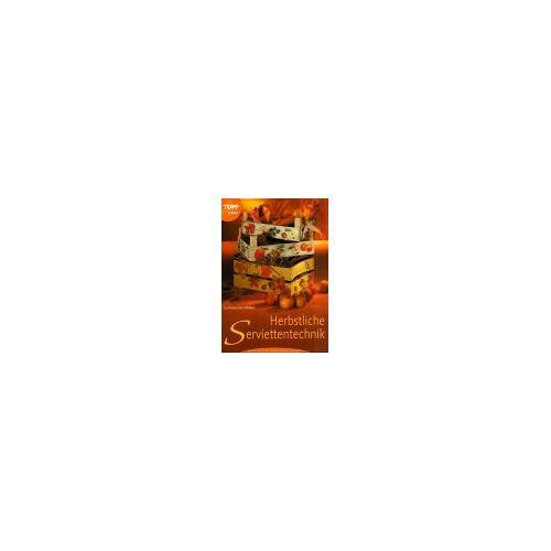 Lilo Kulan - Herbstliche Serviettentechnik - Preis vom 24.10.2020 04:52:40 h