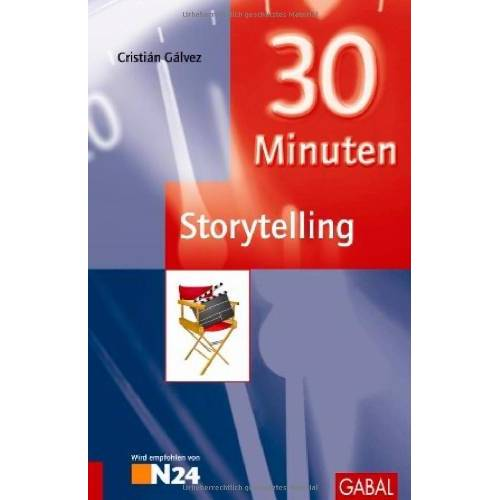 Cristián Gálvez - 30 Minuten Storytelling - Preis vom 22.10.2020 04:52:23 h