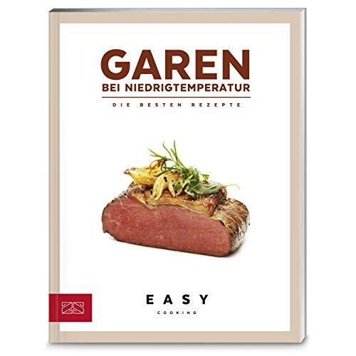 - Garen bei Niedrigtemperatur (Easy Kochbücher) - Preis vom 20.10.2020 04:55:35 h