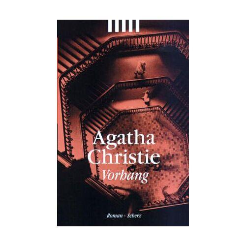 Agatha Christie - Vorhang. (6547 370). Mit Hercule Poirot. - Preis vom 20.10.2020 04:55:35 h