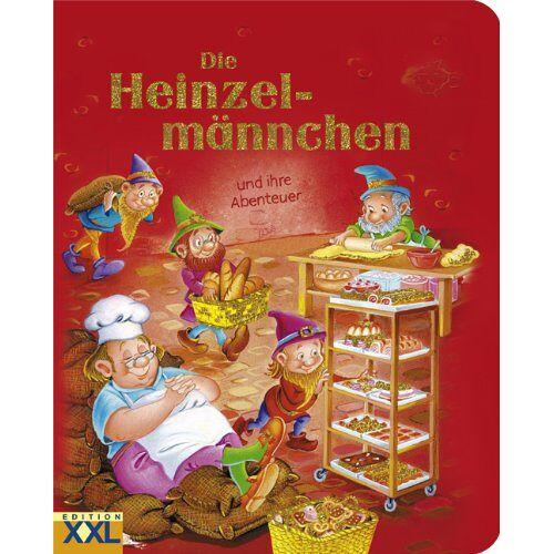 C. Busquets - Die Heinzelmännchen - Preis vom 11.05.2021 04:49:30 h