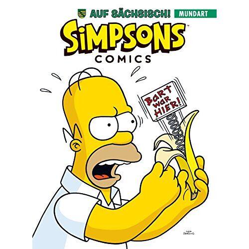Matt Groening - Simpsons Mundart: Bd. 3: Die Simpsons auf Sächsisch - Preis vom 24.01.2020 06:02:04 h