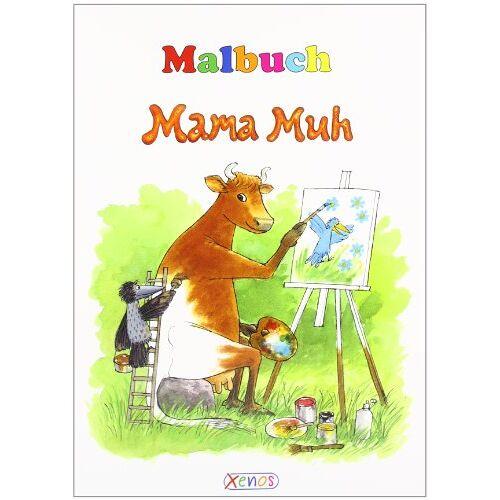 - Mama Muh - Malbuch - Preis vom 22.01.2020 06:01:29 h