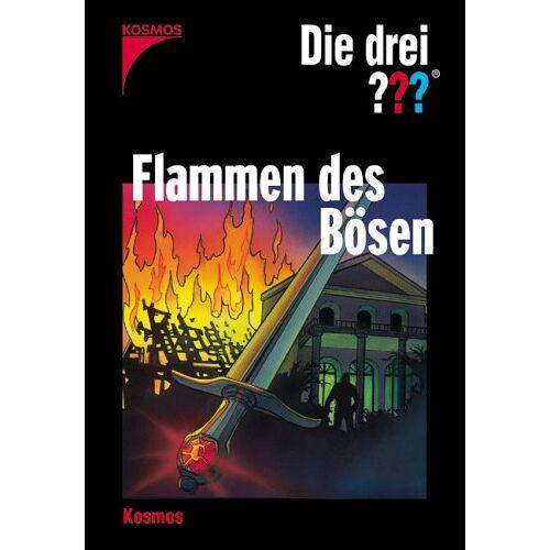 Henkel-Waidhofer, Brigitte J. - Die drei ???. Flammen des Bösen - Preis vom 19.10.2020 04:51:53 h